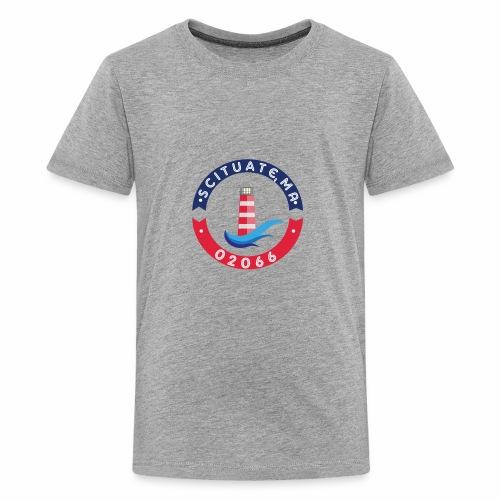 Scituate MA 02066 - Kids' Premium T-Shirt