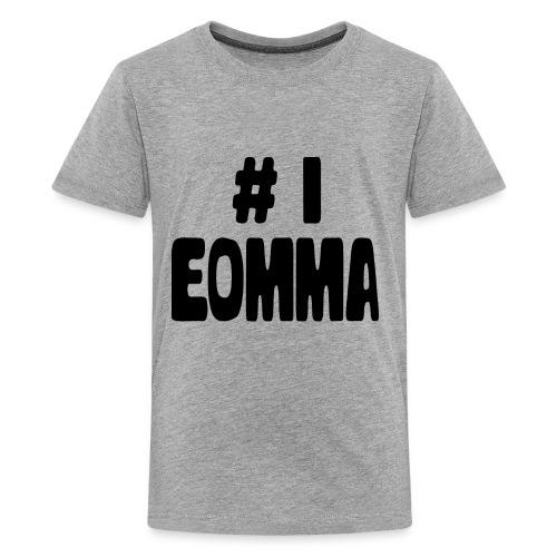 #1 Eomma - Kids' Premium T-Shirt
