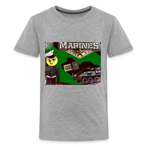 Marines - Kids' Premium T-Shirt