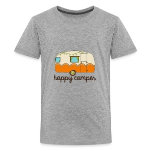 Happy Camper - Kids' Premium T-Shirt