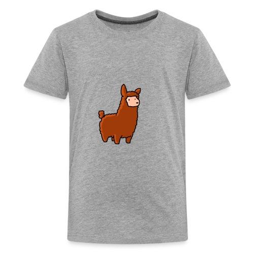 The lama - Kids' Premium T-Shirt