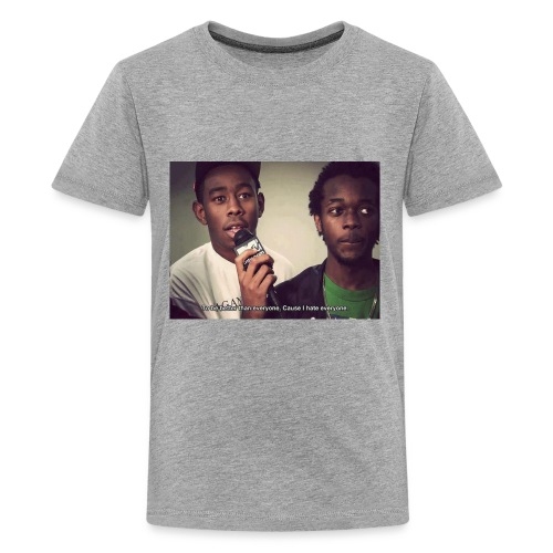 Tyler the creator motivation - Kids' Premium T-Shirt