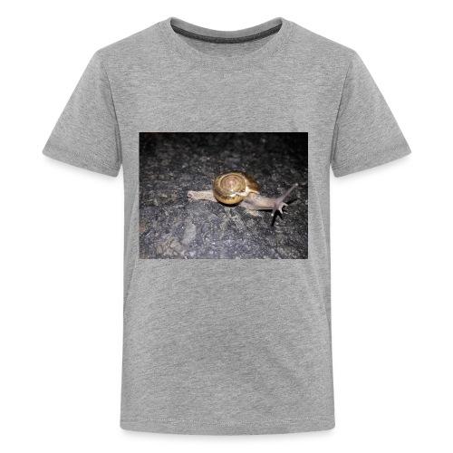 শামুক - Kids' Premium T-Shirt
