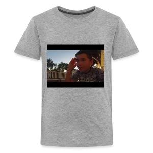 When Ladybug Shows up. - Kids' Premium T-Shirt