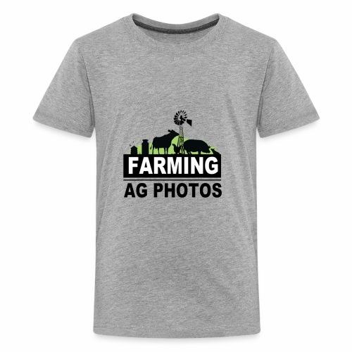Farming Ag Photos - Kids' Premium T-Shirt
