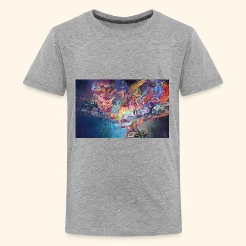 mental explosion - Kids' Premium T-Shirt
