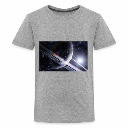 3F067D0F 06A2 48DF A8D1 3EE66A324625 - Kids' Premium T-Shirt