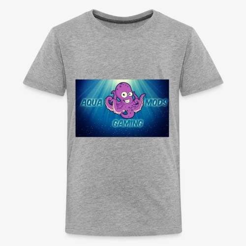 Aqua - Kids' Premium T-Shirt