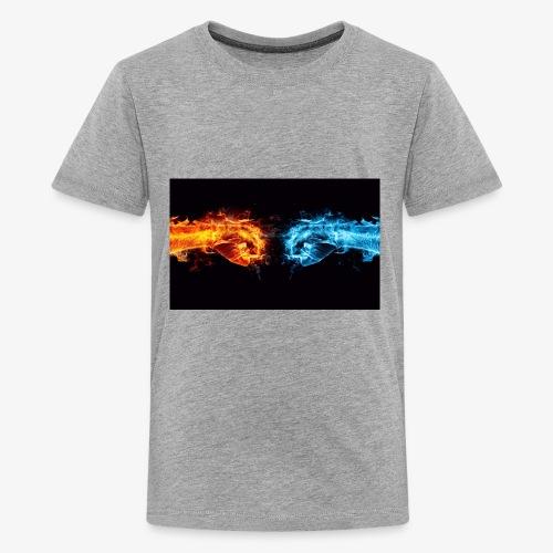 fight the battle - Kids' Premium T-Shirt