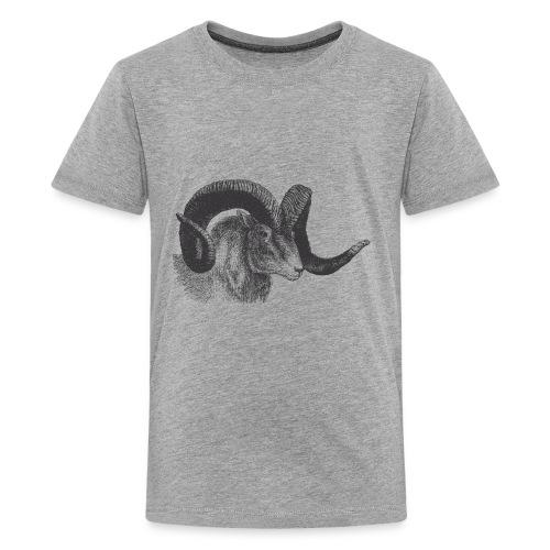 Vintage Ram - Kids' Premium T-Shirt