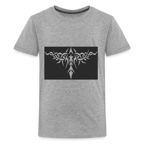 4 2 tribal tattoos png hd11 - Kids' Premium T-Shirt