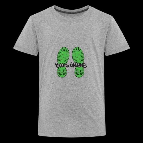bootswriting - Kids' Premium T-Shirt