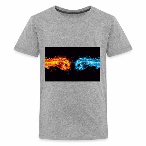 fire v water - Kids' Premium T-Shirt