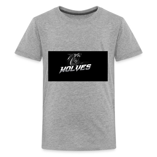 WOLVES - Kids' Premium T-Shirt