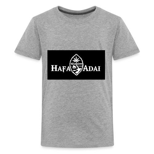 guam islander - Kids' Premium T-Shirt