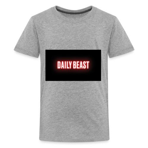 daily beast - Kids' Premium T-Shirt