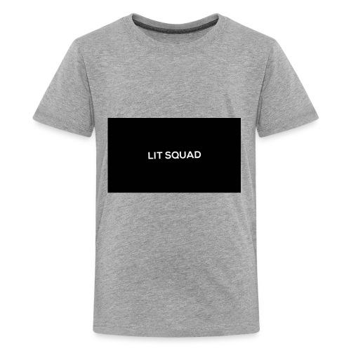 www.VenamousTV/litsquad/link/bio/merchandise.com - Kids' Premium T-Shirt