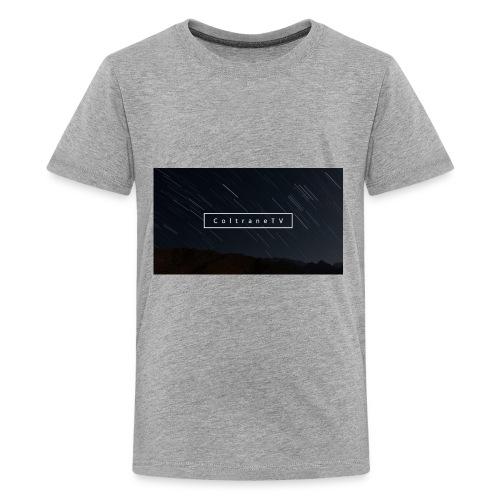 ColtraneTV - Kids' Premium T-Shirt