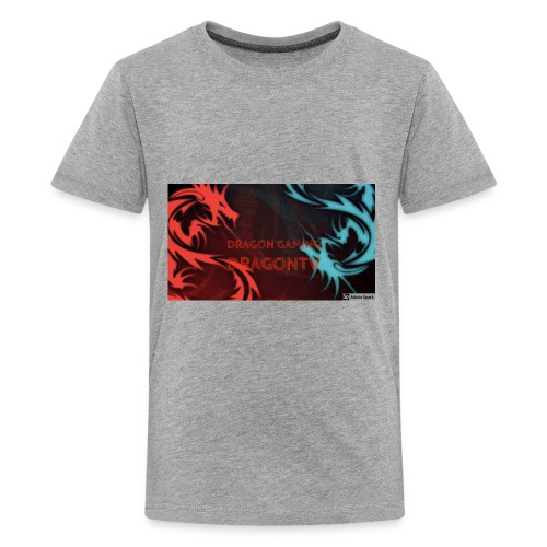 dragongaming13 - Kids' Premium T-Shirt