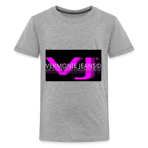 Vermonie Jeans Acccessories By Top Dawg Records - Kids' Premium T-Shirt