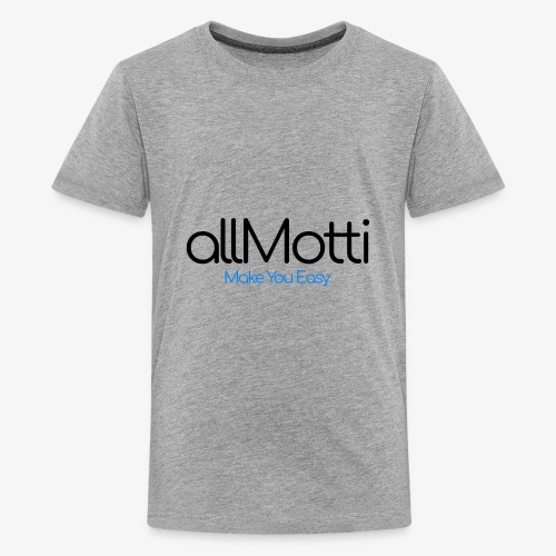 allMotti Explain! Series - Kids' Premium T-Shirt