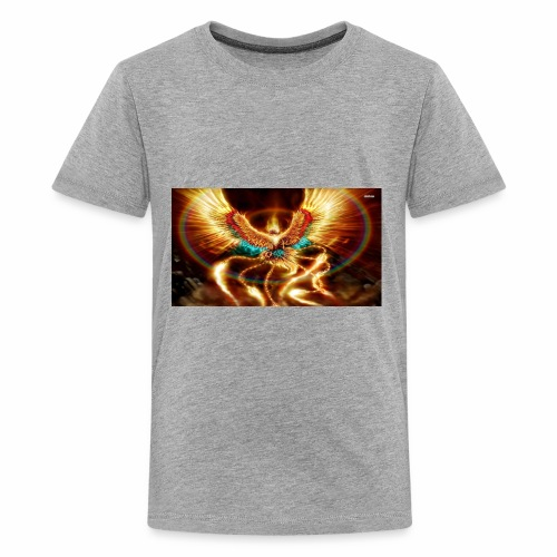 Phenix for courage - Kids' Premium T-Shirt
