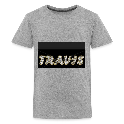 travis - Kids' Premium T-Shirt