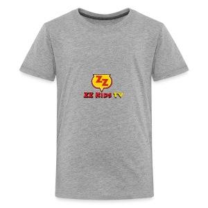 zzkidstv logo - Kids' Premium T-Shirt