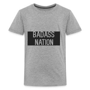BadassNation - Kids' Premium T-Shirt