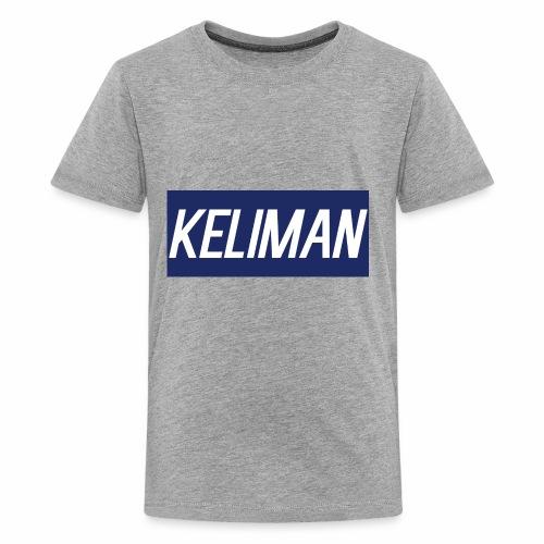 KeliMan Logo V1 - Kids' Premium T-Shirt