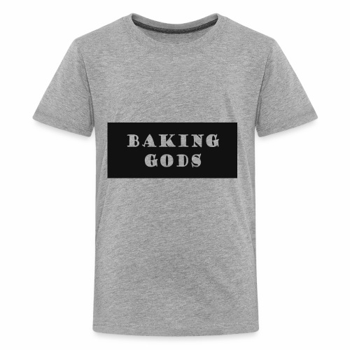baking gods - Kids' Premium T-Shirt