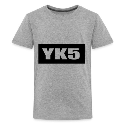 yk5shirtlogo - Kids' Premium T-Shirt