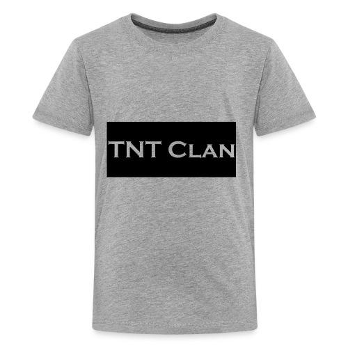 TNT Clan Merchandise - Kids' Premium T-Shirt