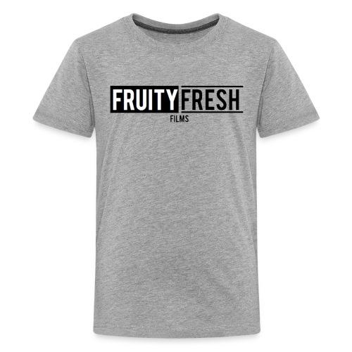 Fruity Fresh Films Marvel Parody - Kids' Premium T-Shirt