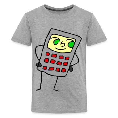Calculator Chan - Kids' Premium T-Shirt