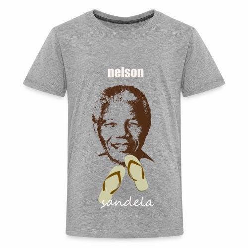 sandela nelson mandela - Kids' Premium T-Shirt