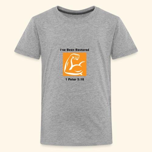 Restored - Kids' Premium T-Shirt