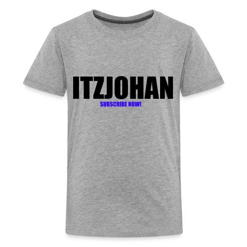 ItzJohan! - Kids' Premium T-Shirt