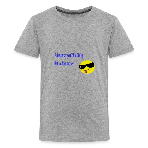 Asian Power - Kids' Premium T-Shirt