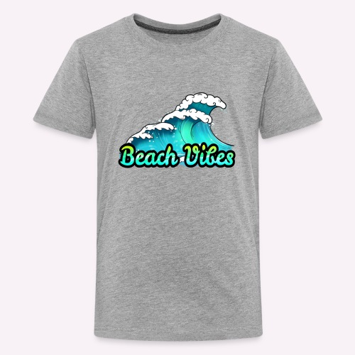 Beach Vibes - Kids' Premium T-Shirt