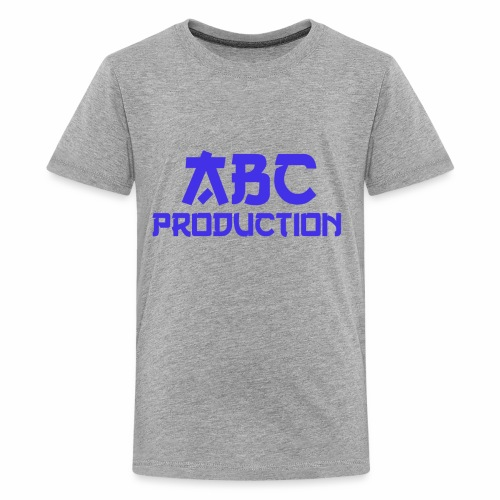 abc production - Kids' Premium T-Shirt