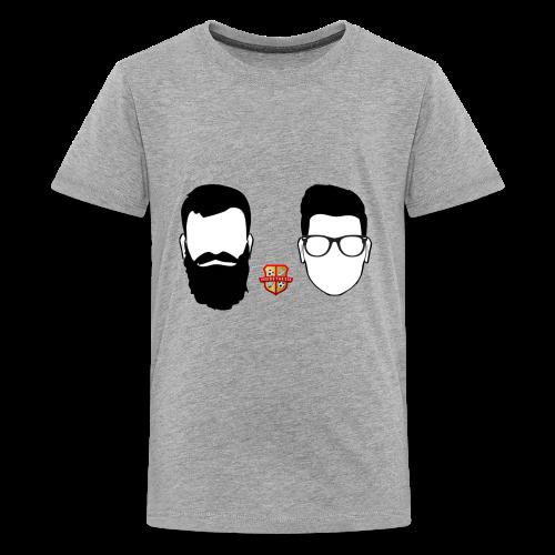Silhouette - Kids' Premium T-Shirt