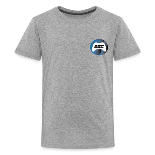 Esports Challenger Logo Wear - Kids' Premium T-Shirt