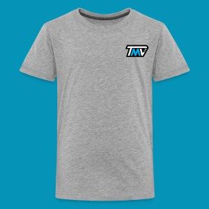 TMV Grey Edition - Kids' Premium T-Shirt