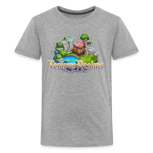 Logo Tee - Kids' Premium T-Shirt