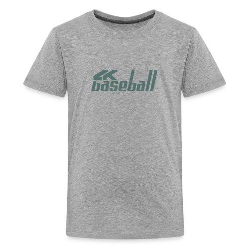 4kBaseball Logo - Kids' Premium T-Shirt
