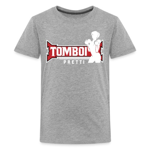 Tomboi Red - Kids' Premium T-Shirt
