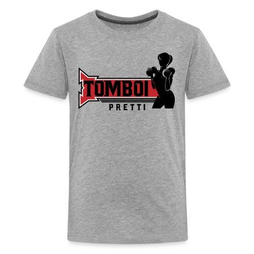 Red Pretti - Kids' Premium T-Shirt