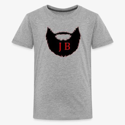 JBisHERE Logo - Kids' Premium T-Shirt