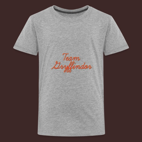Team Gryffindor - Kids' Premium T-Shirt